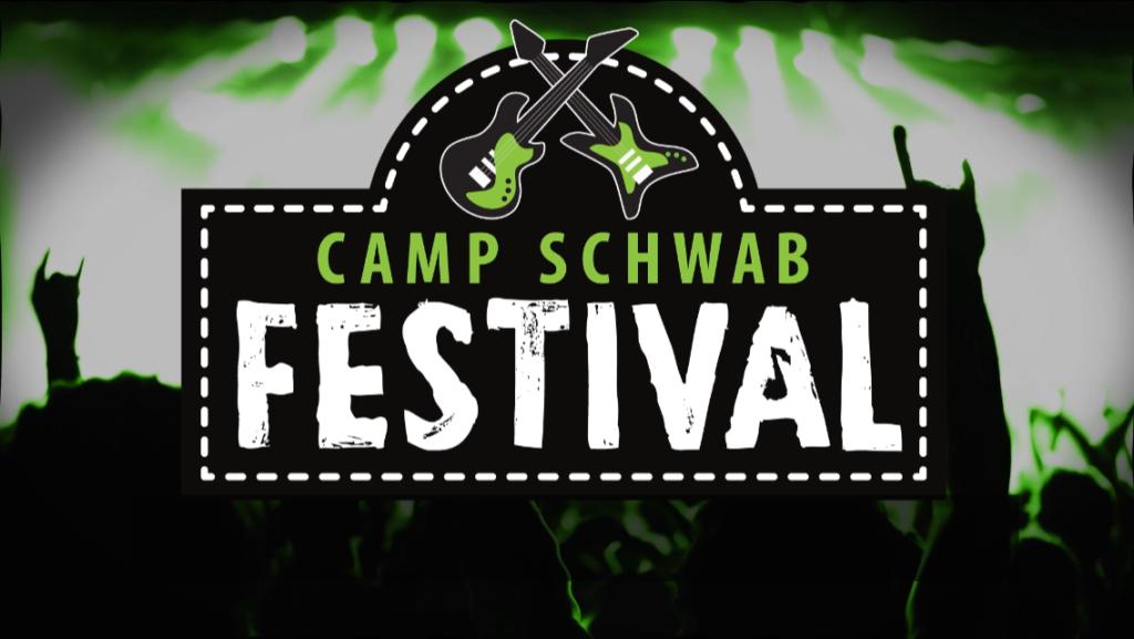 CAMP SCHWAB FESTIVAL FLYER